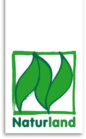 Das Gütesiegel für kontrollierte Naturkosmetik von Naturland